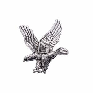 Pewter Osprey Pin Badge