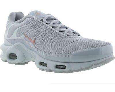Original Nike Air Max Plus Tuned 1 TN Grey Trainers Sneakers 852630017 | eBay