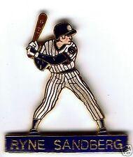MLB souvenirs - HOFer Ryne Sandberg (Chicago Cubs) Commemorative Player pin