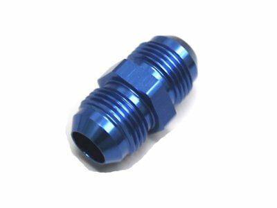 STRAIGHT MALE AN12 12AN TO AN12 CAR Performance BULKHEAD FLARE FITTING NUT WITH