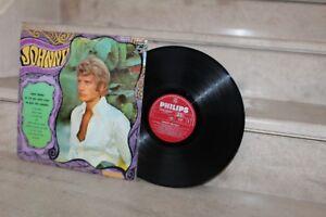 LP-johnny-hallyday-jeune-homme-philips-844855-import-canada-1968-RARE