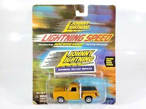 JOHNNY-LIGHTNING-1976-DODGE-PICKUP-TRUCK-LIGHTNING-SPEED-1-64-DIE-CAST-NEW-NOC