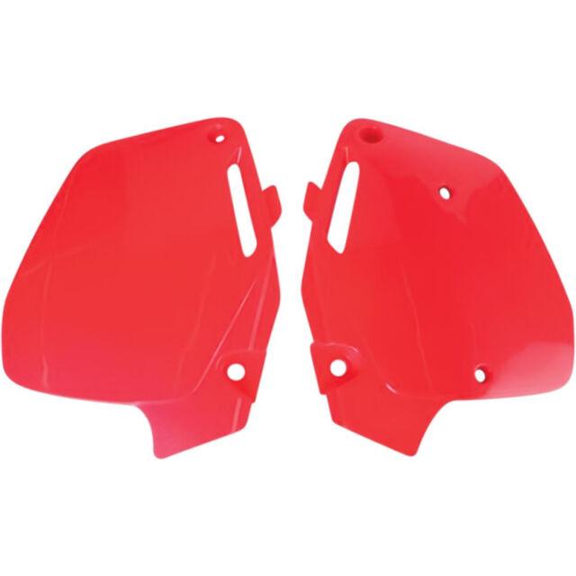 NEW!!! 9 Red UFO Plastics Side Panels for 2004-2007 Honda CRF50
