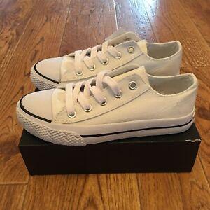 White Sneakers (Little Girls Size 11.5