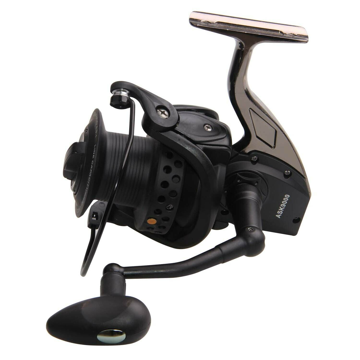 Full Metal High  Performance Fishing Reels Saltwater Spinning Reel Left Right  discounts and more