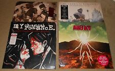 My Chemical Romance Black Parade Three Cheers Danger Days Greatest Sealed
