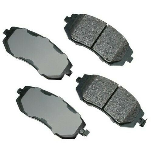For Chrysler Aspen Dodge Durango Ram 1500 Front ProAct Disc Brake Pads Akebono