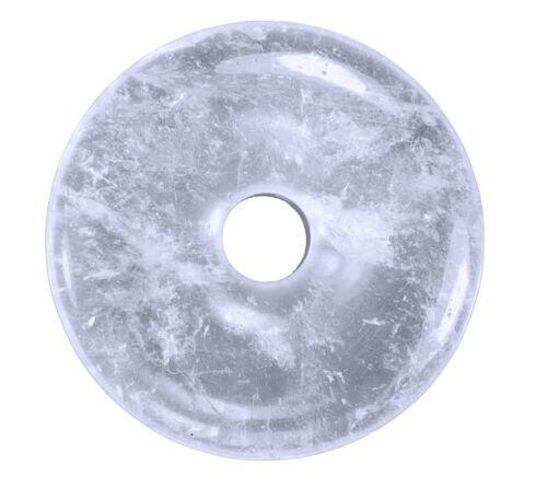 Pierre Précieuse Donut Pendentif Ø 40 mm pi Grand Choix Donutstein Disque