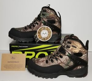 42a6c2f01ce4 G H BASS PROPEL REALTREE HIKING BOOTS MEN SIZE 9.5   10 NEW   BOX ...