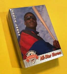 50-BARRY-BONDS-Pittsburgh-Pirates-HOF-1992-UD-All-Star-Heroes-LOT-Card-14