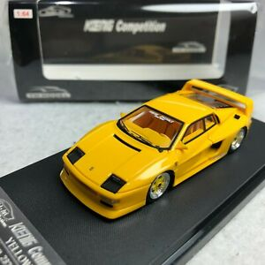 1-64-YM-Model-Ferrari-TESTAROSSA-KOENIG-Competition-Yellow