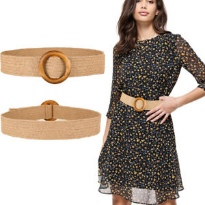 Vintage-Lady-Casual-PP-Grass-Woven-Belt-Women-Clothing-Skirt-Waist-Belt-4-5cm-n