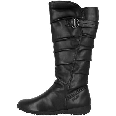 Josef Seibel Naly 23 Schuhe Women Damen Leder Winter Stiefel 79723-vl971-100 Schmerzen Haben