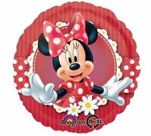 Minnie Mouse 4th Birthday Balloons 13pcs   AL72