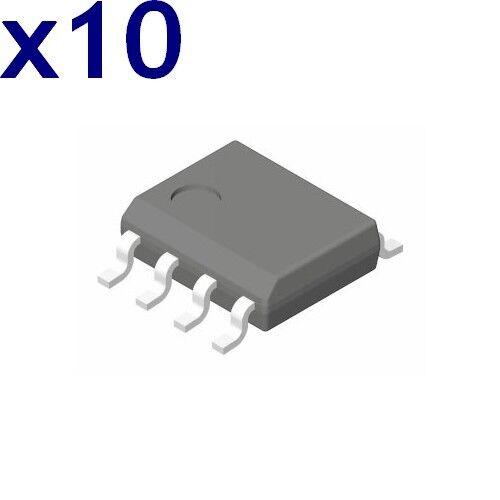 93C46 = M93C46WMN6P Eeprom 1KBIT SO-8 STM RoHS Set aus 10 oder 20