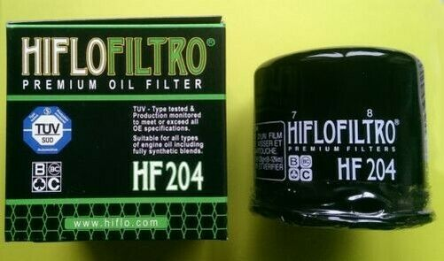 Hiflofiltro EO Quality Replacement Oil Filter Fits YAMAHA MT07 (2014 to 2019)