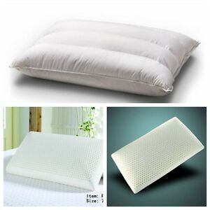 100-ECO-HYPOALLERGENIC-NATURE-LATEX-QUILTED-COVER-PILLOW-ANTI-BACTERIA