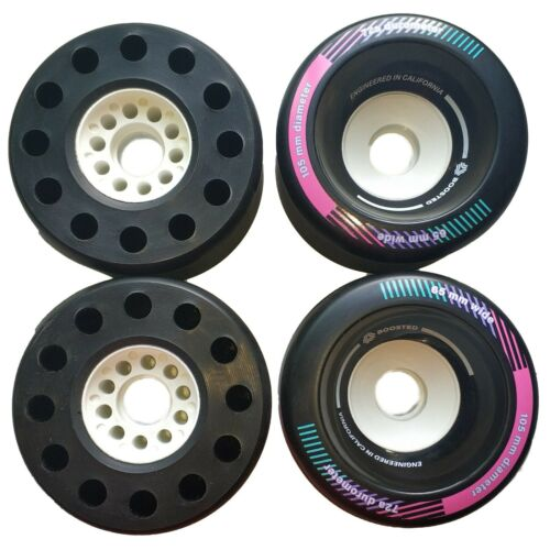 new Boosted 105mm wheels