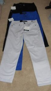 Calvin-Klein-Jeans-Power-Stretch-Skinny-Crop-Jeans-4-colors-Asst-Sizes-NWT