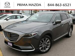 2020 Mazda CX-9 GT W/CAPT CHAIRS/BOSE AUDIO/COOLED SEATS