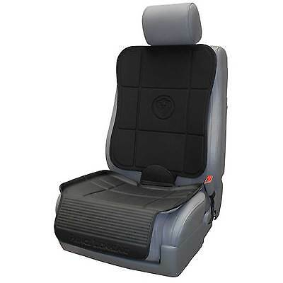 Prince Lionheart Two Stage / 2 Piece Car Seat Saver / Protector Black