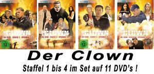 11-DVDs-DER-CLOWN-DIE-SERIE-STAFFEL-1-4-IM-SET-NEU-OVP