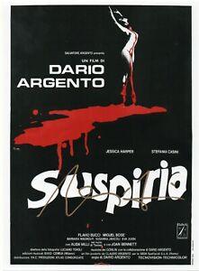 SUSPIRIA-Flavio-Bucci-Rara-Foto-autografata-Signed-Photo-Autografo-Cinema