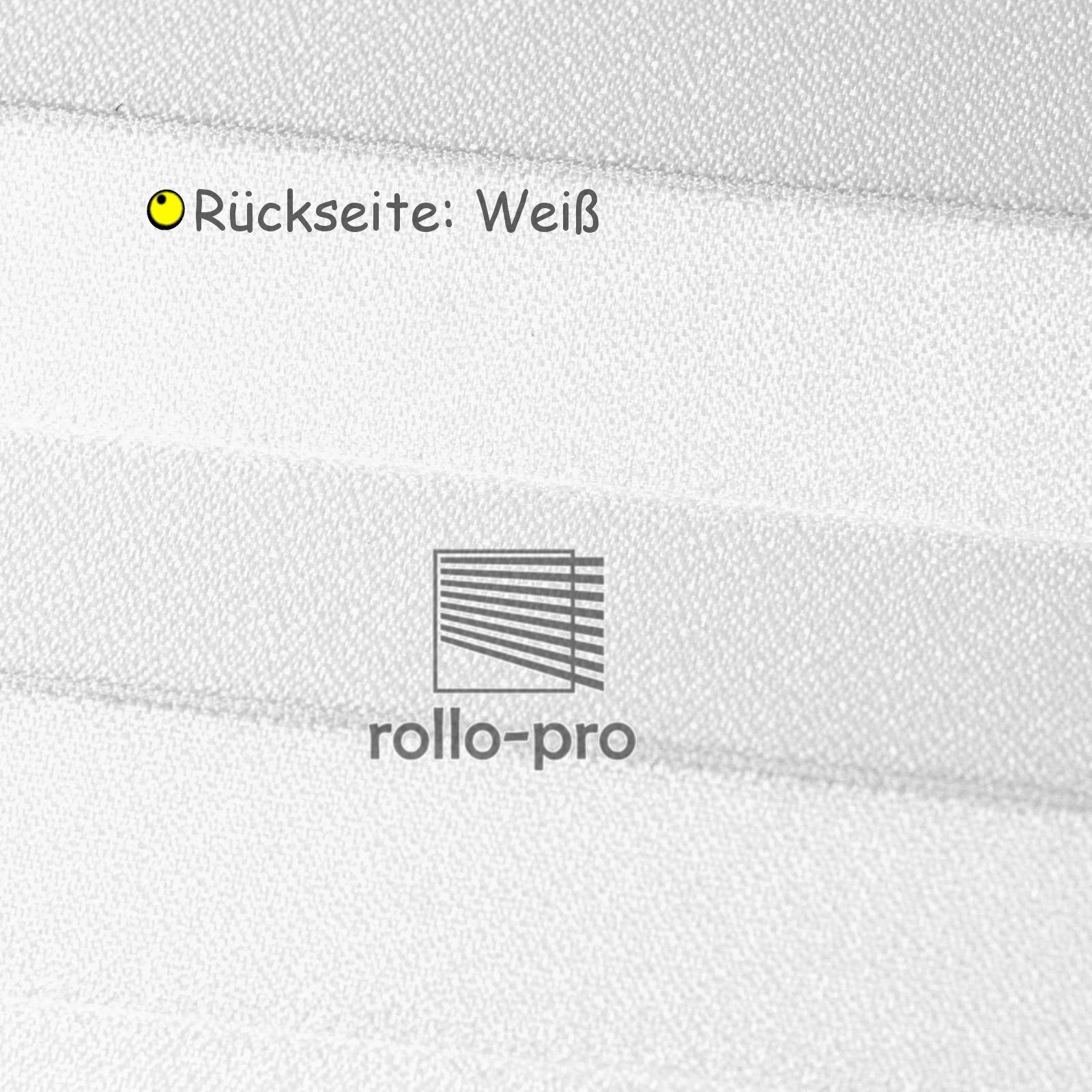 Plissee Faltrollo Faltrollo Faltrollo ohne Bohren   Plisee nach Maß   Klemmfix   ATURI   Profil Weiß 74eb94
