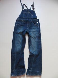 Levi-039-s-ENGINEERED-Latzhose-Latz-Jeans-Gr-M-ca-W-36-L-32-Vintage-Overall-RAR