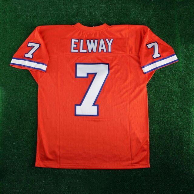 c29ddfccf 1994 John Elway Denver Broncos Mitchell   Ness Authentic Orange Crush Jersey