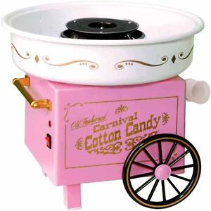 Old fashioned cotton candy 38