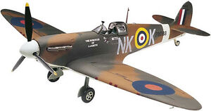Revell-Spitfire-MKII-1-48-scale-airplane-model-kit-new-5239