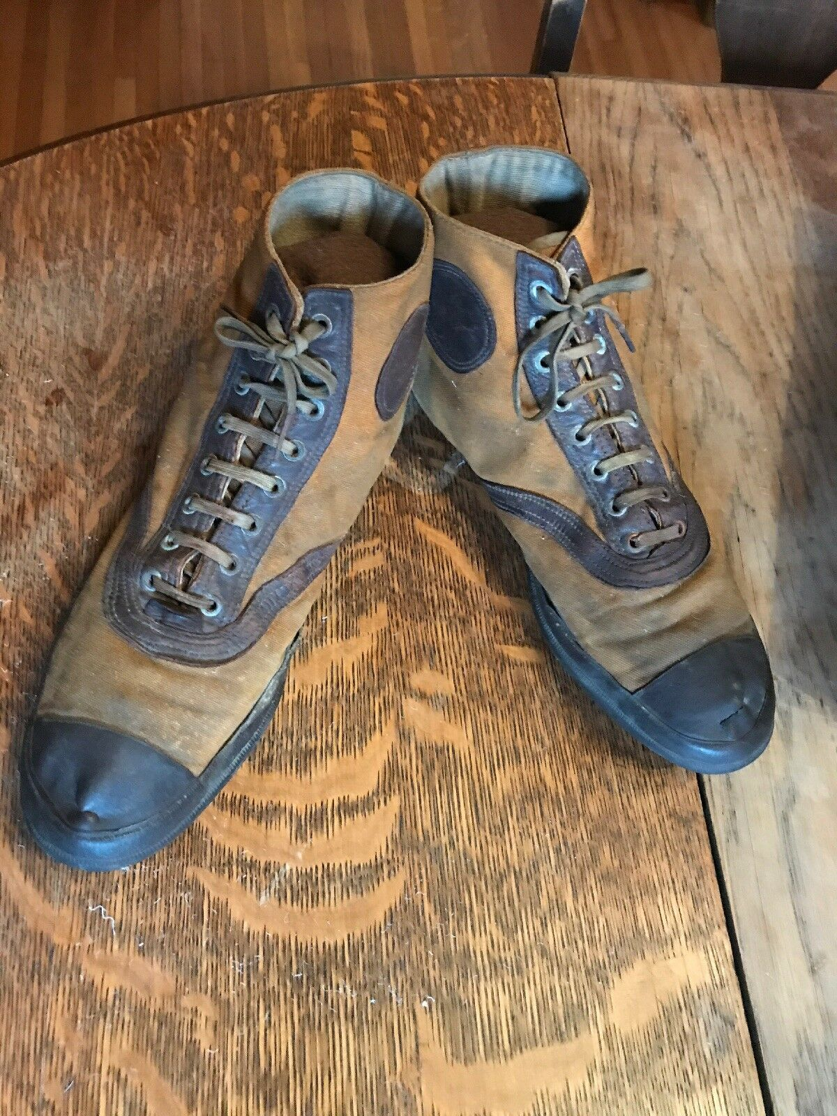 '20 antiguos Lawn Tenis Antiguo Vintage Keds Goodyear Guante raqueta zapatos Co