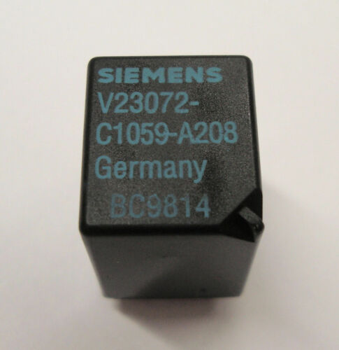 1-QTY SIEMENS RELAY V23072-C1059-A208