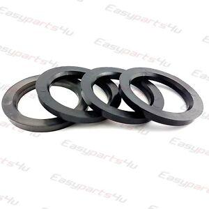 4x Plastique Bagues De Centrage 67,1-64,1 mm pour roues en alliage