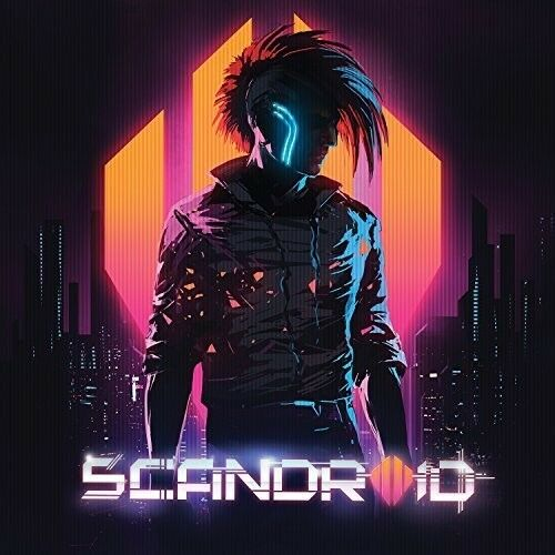 Scandroid - Scandroid [New CD]