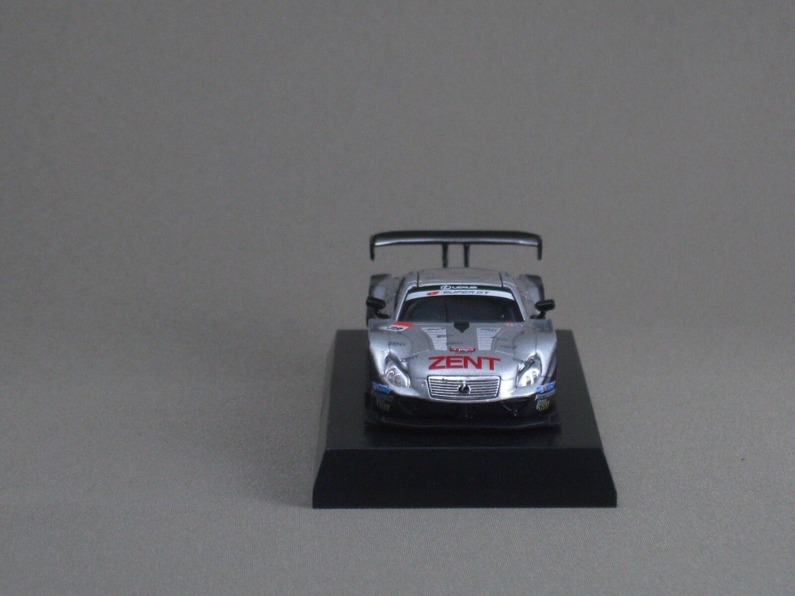 1 64 Kyosho Toyota SC430 Zent Cerumo No.38 2009 2009 2009 Super GT GT500 5f3661