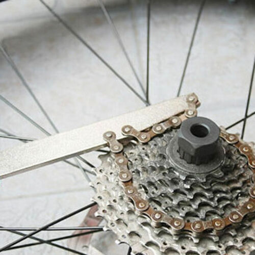 MTB Bike Cassette Freewheel Chain Whip Kit Bicycle Sprocket Lock Remover Tool