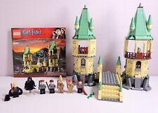 Lego Harry Potter Hogwarts 4867 Set Complete 7 Minifigures No Box
