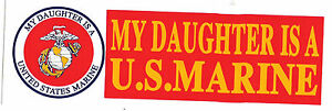 BUMPER-STICKER-MY-DAUGHTER-IS-A-U-S-MARINE-TWO-FOR-THE-PRICE-OF-ONE