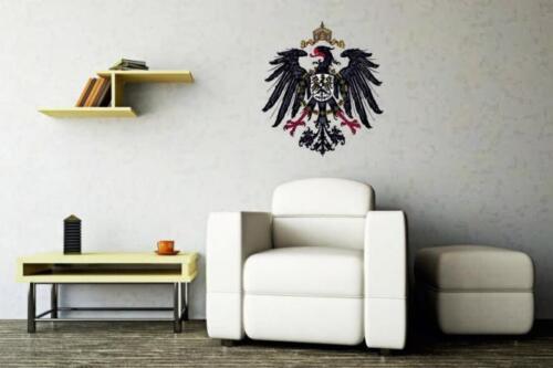 Wandtattoo Kaiserreich Adler 72 x 80 cm