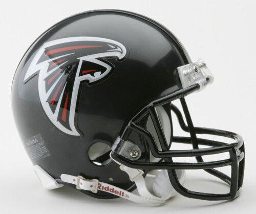 ATLANTA FALCONS NFL Football Helmet BIRTHDAY WEDDING CAKE TOPPER DECORATION