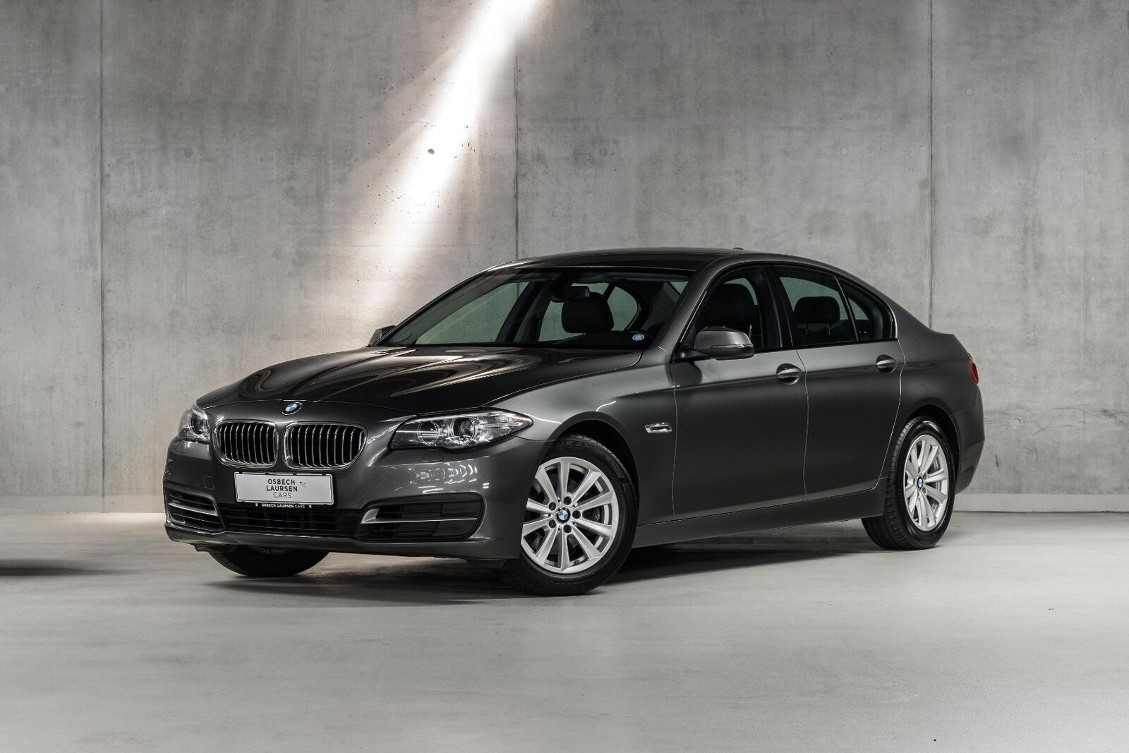 BMW 520d 2,0 aut. 4d - 249.900 kr.