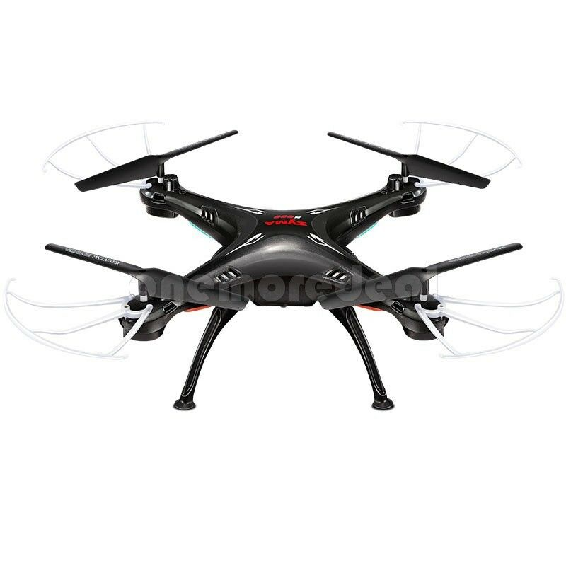 X5S RC Quadcopter Drone FPV 2.4G 4CH 6-Axis+Remote Controller for DIY RC Drone