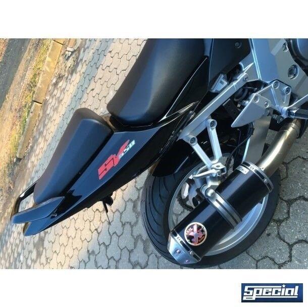 Suzuki, Suzuki SV 650, 645