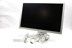 "USB Apple Cinema HD Display A1082 23/"" Monitor 1920x1200 DVI W//O Power Adapter"