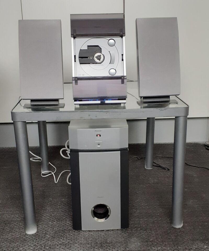 CD afspiller, Pioneer, XC - F10
