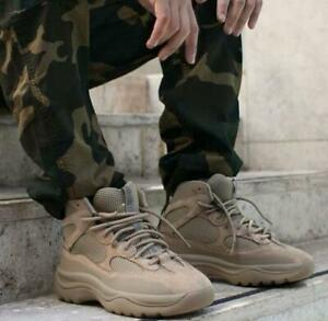 ADIDAS Yeezy Desert Boot Rock Size 8 9