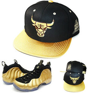Image is loading Mitchell-amp-Ness-Chicago-Bulls-Snapback-Hat-Air- 2b61ec3575b