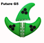 Future-Fins-G5-G7-Surfing-Paddling-Honeycomb-Fiberglass-Fin-3-PCS-Set thumbnail 6